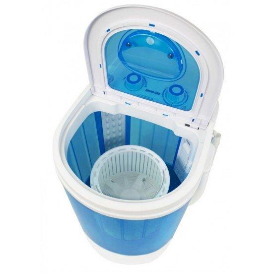 Mini masina de spalat electrica cu centrifuga Kombi Premium 2in1