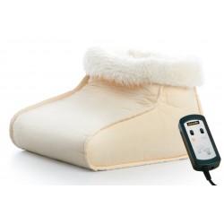 Incalzitor electric picioare cu functie de masaj