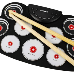 Tobe electronice interactive ROLL DRUM