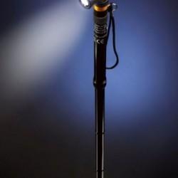 Baston pliabil cu LED